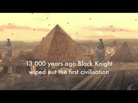 Black Knight Satellite WIPED OUT THE EGYPTIANS