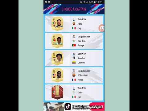 Fifa 19 Fut Draft Mobile #3