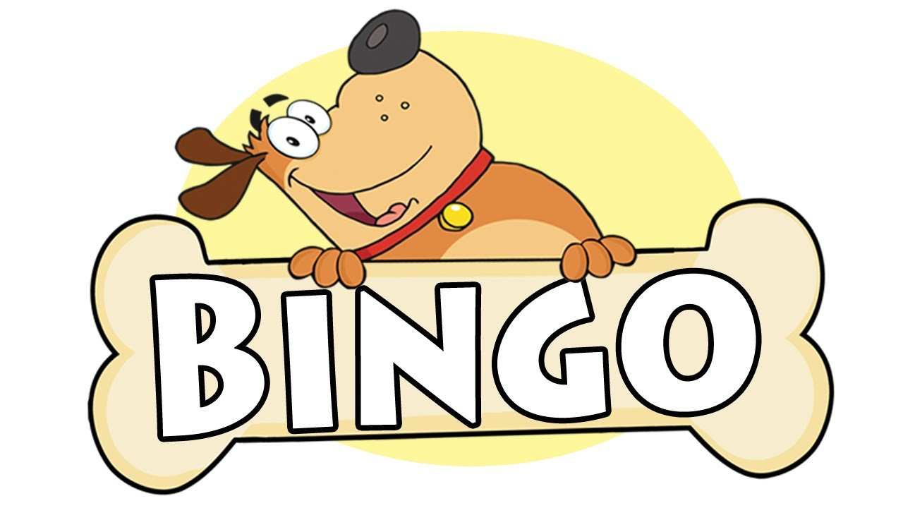 BINGO Dog Song | Nursery Rhyme with Lyrics - YouTube