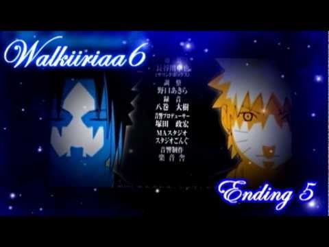 ☆ Naruto Shippuden ending 5 ☆