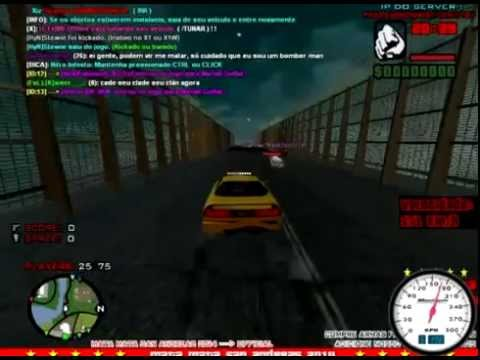 GTA SAMP - Titanic do AMOR