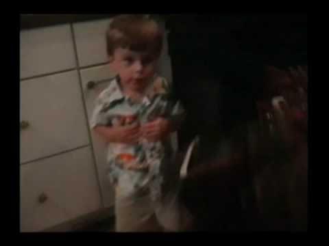 Prvi susret dečaka i jastoga