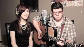 Noah Cover (Feat. Christina Grimmie) of Somebody That I Used To Know by Gotye (Feat. Kimbra) view on youtube.com tube online.