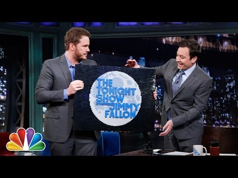 Chris Pratt Presents an Amazing Gift