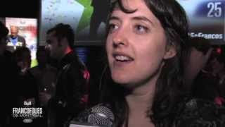 Marie-Pierre Arthur – 2013 FrancoFolies – Upcoming show