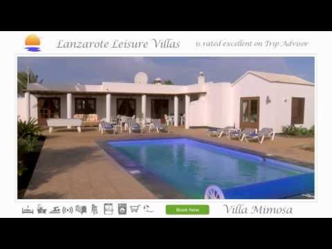 Villa Mimosa, Puerto del Carmen Old Town, Lanzarote