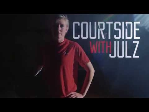 Introducing Courtside With Julz!