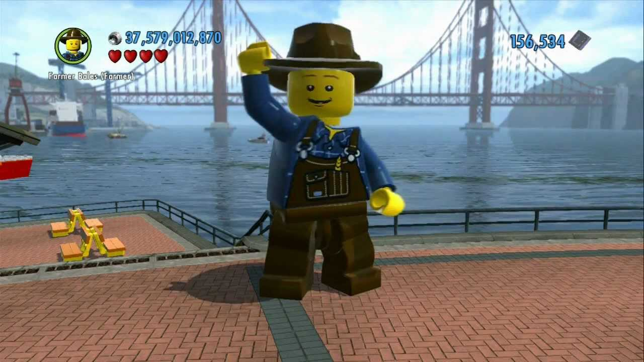 19 gt  Images For - Lego City Undercover Chase Mccain CivilianLego City Undercover Chase Mccain Civilian