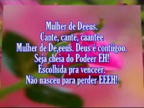 Michelle Nascimento   Mulher Vitoriosa   VOZ   Com letra