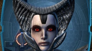 SWTOR How To Get Hallowed Gothic Headgear On Oricon