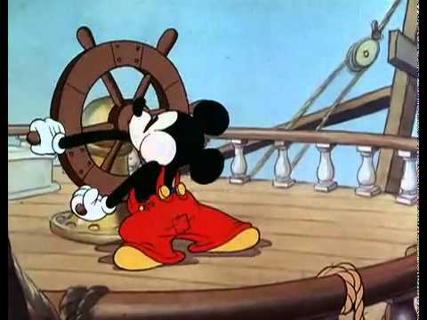Mickey Mouse - Boat Builders - 1938 -PnNSg2bLW9E