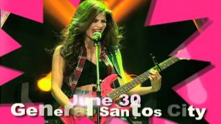 Annebisyosa No Other Concert Philippine Tour