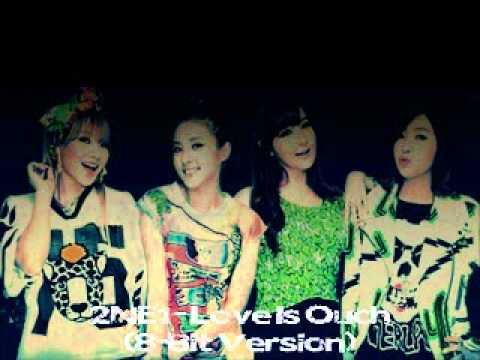 2NE1 - Love Is Ouch (8-Bit Version)