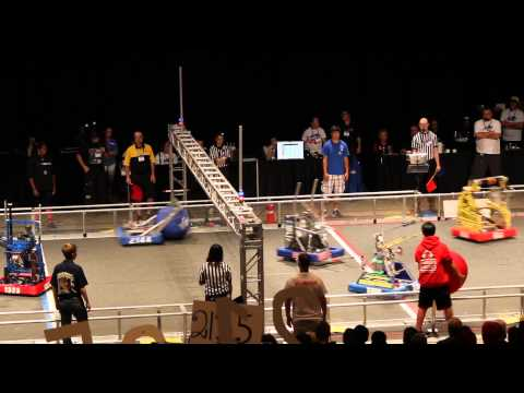 Silicon Valley Regional 2014 - Quarterfinal 2