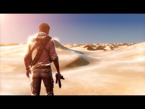 Uncharted 3 'Desert Village Gameplay Trailer' TRUE-HD QUALITY