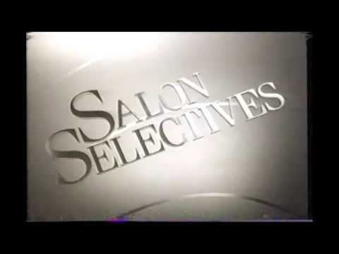 Salon Selectives Commercials