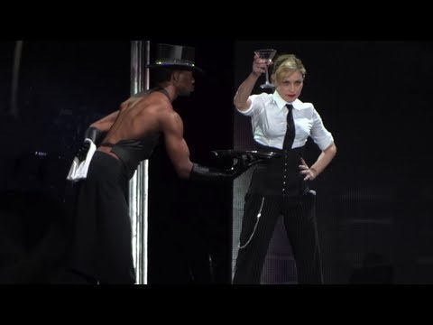 Madonna - Candy Shop & Human Nature (MDNA Tour Rio de Janeiro) 02/12/2012 - 1080p