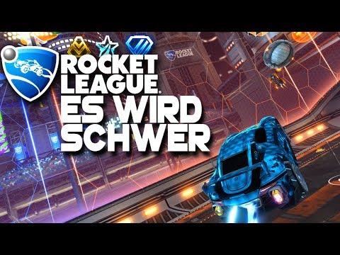Wir kommen einfach nicht raus... 🚀 Rocket League German Gameplay