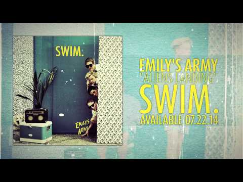 Emily's Army - Aliens Landing (New album in stores 07.22.14)