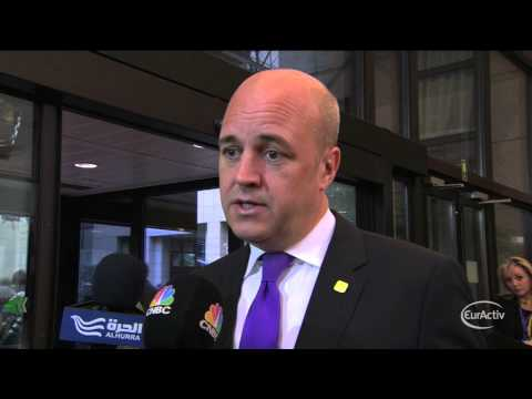 Reinfeldt: Cameron and the British people also have friends inside the EU