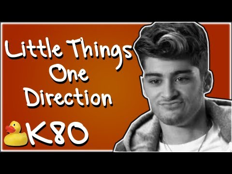 Parodia de Little Things (One Direction) por Key of Awesome Subtitulada