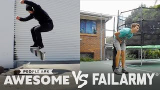 Ľudia si parádni - Faily vs Winy
