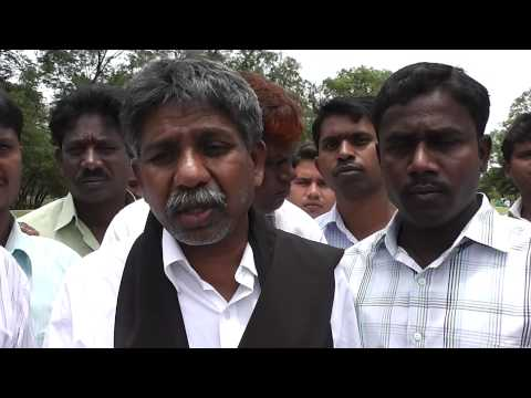 MRPS Mandha Krisha Madiga condemn the protest against Praveen Kumar