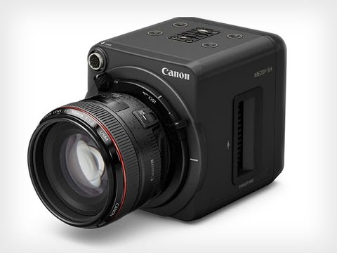 Canon Announces ISO 4,000,000 Camera