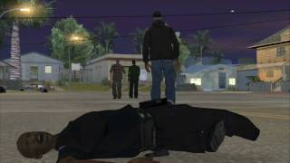 End Of The Line GTA: San Andreas Mission #103