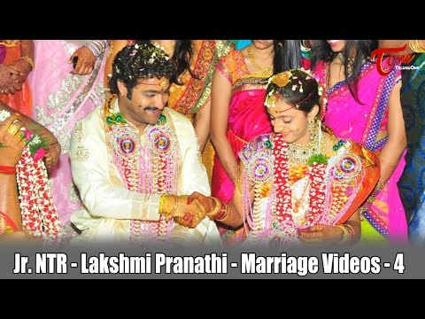 Jr. NTR - Lakshmi Pranathi - Marriage Videos - 04