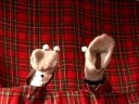 Credit Crunch explained by Scottish Falsetto Sock Puppet Theatre