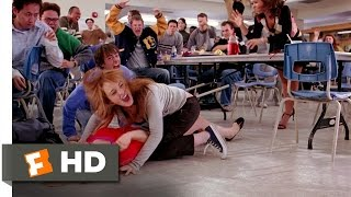 Mean Girls (2/10) Movie CLIP Cady Goes Primal (2004) HD