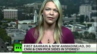 Amber Lyon reveals CNN Lies and War Propaganda