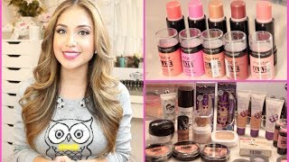 Dulce Candy – Drugstore Makeup Haul + Swatches