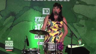 Lyse and The Hot Kitchen - Concert 2013