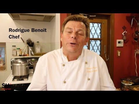 Chef Rodrigue Benoit