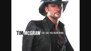 Tim McGraw Can't Tell Me Nothin'