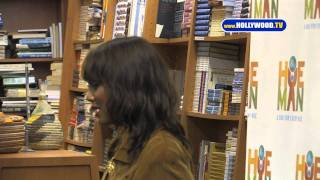chanel-: Tyra Banks Promotes Debut Novel,