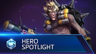 Heroes of the Storm - Junkrat Spotlight
