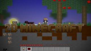 2D Minecraft Browser Game