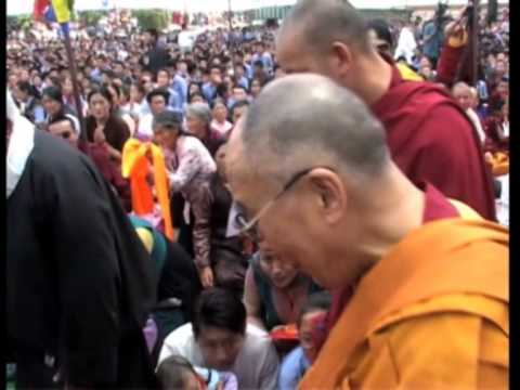 Dalai Lama concludes spiritual discourse in Dharamsala, enlightens Indians