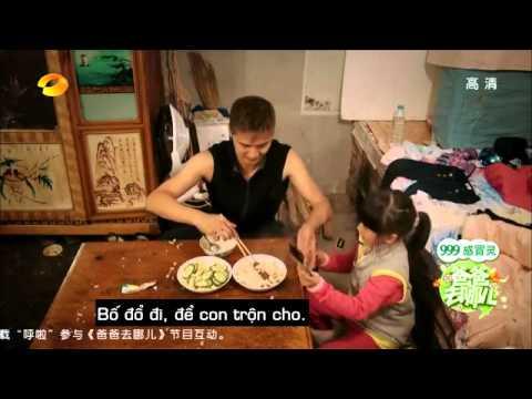 Bố Ơi! Mình Đi Đâu Thế? China Ver - Ep11 (Vương Quốc Băng Tuyết)