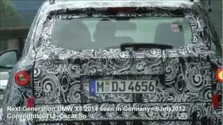New BMW X5 2014 F15 Road Test 新款 寶馬 X5 試駕