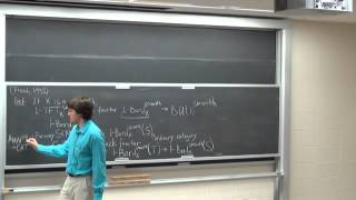 Dmitri Pavlov: Differential Cohomology and Smooth Topological Field Theories