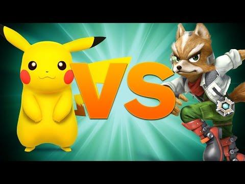 Super Smash Bros. Melee - Pikachad vs. Milkman - Day 1 - Evo 2014