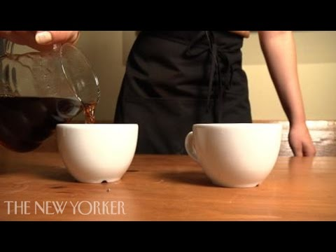 The Perfect Cup of Coffee by 2012 United States Barista Champion Katie Carguilo