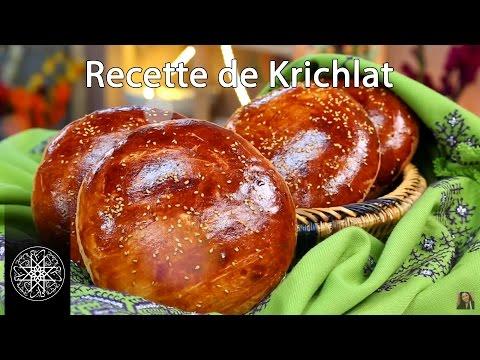 Choumicha : Krichlat ou brioches traditionnelles (VF)