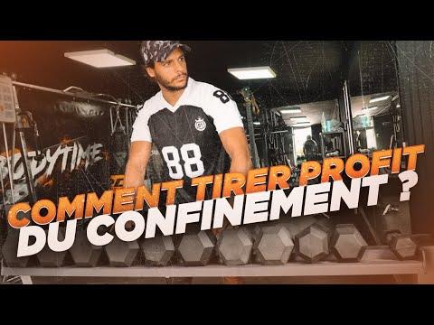 TIRER PROFIT DU CONFINEMENT 📈 : 5 CONSEILS