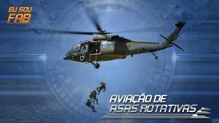 A Força Aérea Brasileira (FAB) celebra, nesta sexta-feira (03/02), o dia da Aviação de Asas Rotativas. A data relembra o feito ocorrido em 1964 quando foi realizado o primeiro resgate em combate da FAB. Uma das característica das asas rotativas é a flexibilidade e a versatilidade na hora do pouso. Um helicóptero é capaz de chegar em locais de difícil acesso, como em uma mata ou numa clareira, por exemplo.