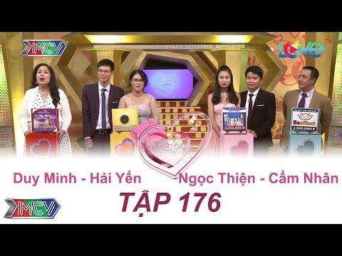 Duy Minh - Hải Yến | Ngọc Thiện - Cẩm Nhân | VỢ CHỒNG SON - Tập 176 | VCS #176 | 010117